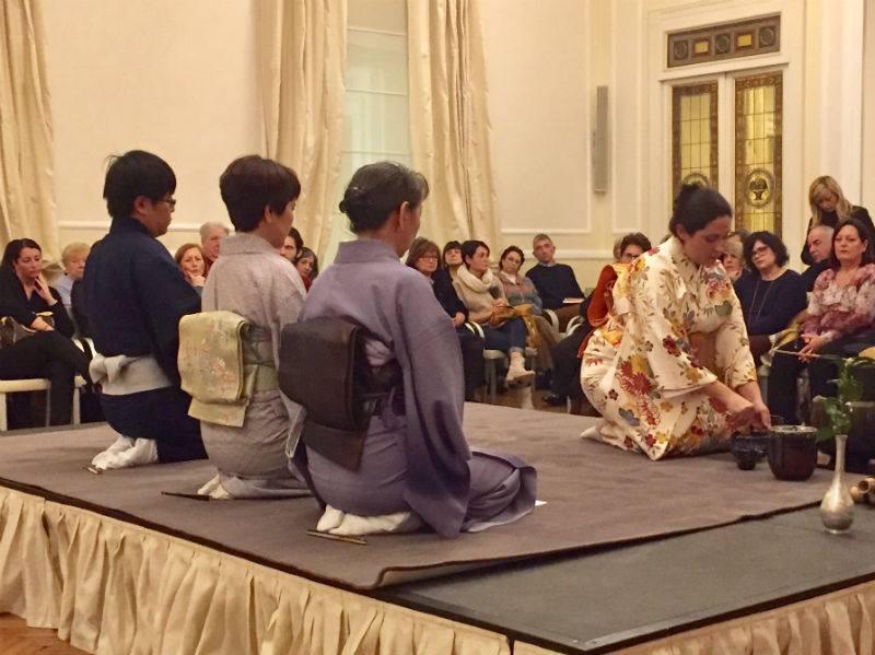 Foto di un congresso